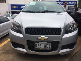 2016 Chevrolet Aveo Manual