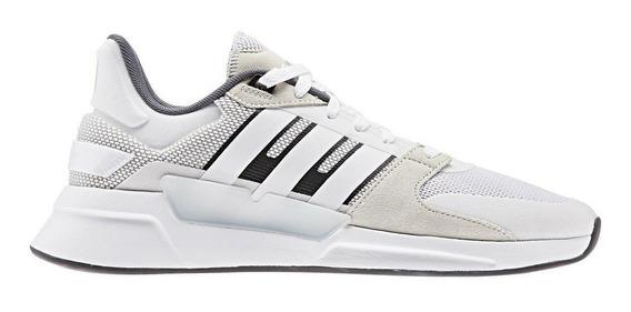 Zapatillas Hombre adidas Run90s Blanca - Moda