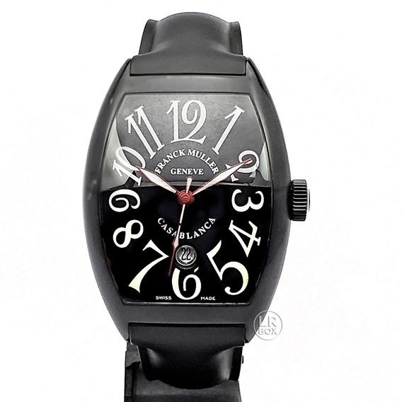 Franck Muller Casablanca Red Casa Xl Limited Edition