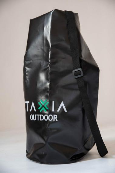 Bolso Estanco 35 Litros 100 % Impermeable Taxia Outdoor