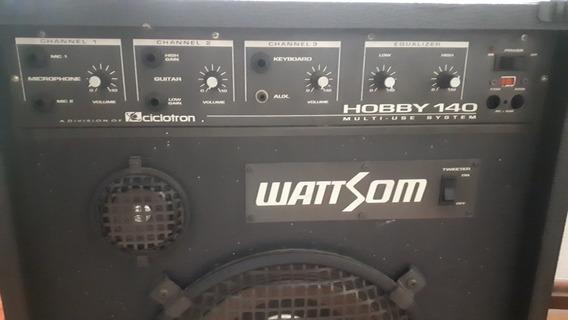 Wattsom Hobby 140 Multi Use System Ciclotron