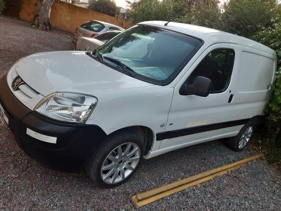 Peugeot Partner Urbana Furgon Hdi