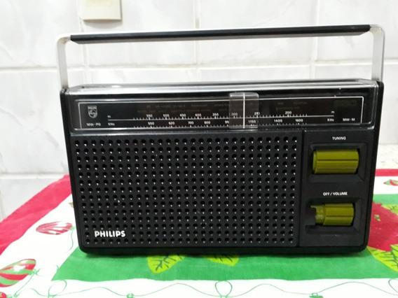 Rádio Antigo Philips Am/fm