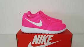 Tênis Nike Roshe One Rosa Original