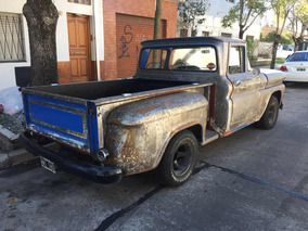 Chevrolet Chevrolet Apache1960