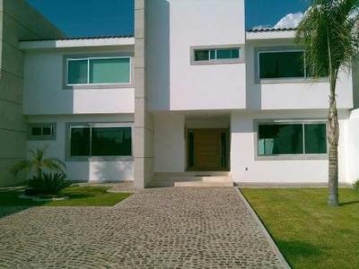*preciosa Residencia En Renta Para Gustos Exigentes Ubicada En Juriquilla