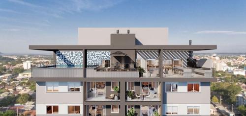 Imagem 1 de 21 de Apartamento Com 2 Dormitórios À Venda, 62 M² Por R$ 492.800 - Salgado Filho - Gravataí/rs - Ap1413
