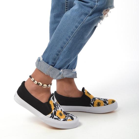 Zapatillas Panchas Mujer Urbanas