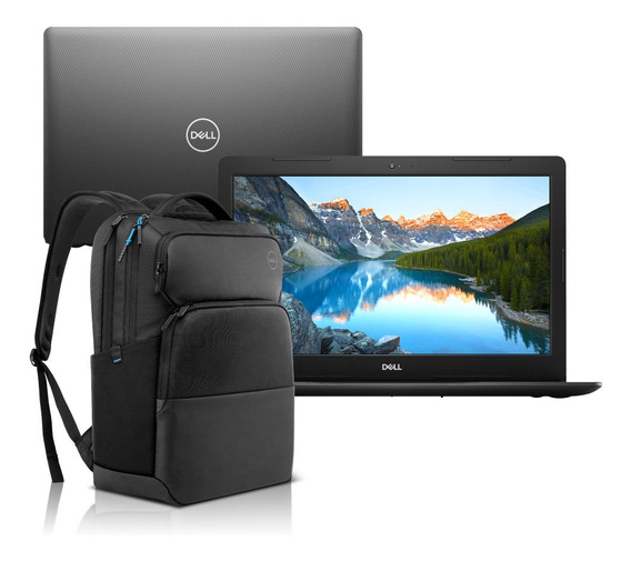Notebook Dell 3583-m5xbp Ci7 8gb 2tb W10 + Mochila Pro