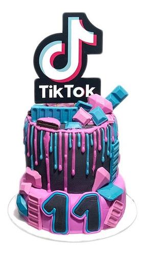 Imagen 1 de 1 de Torta Decorada Tiktok - Cucuta