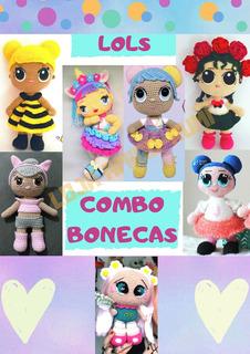 10 Receitas Bonecas Amigurumi de Crochê Grátis | 320x226