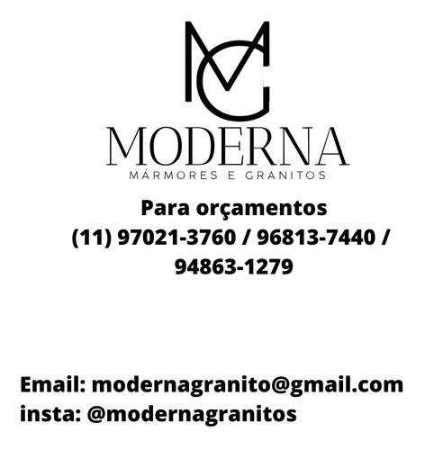 Imagem 1 de 5 de Moderna Mármores E Granitos
