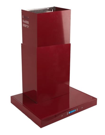 Campana Llanos Premium 60 Cm Red Pared Lcd Acero 29351