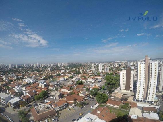 Apartamento Com 4 Dormitórios À Venda, 114 M² Por R$ 590.000 - Setor Nova Suiça - Goiânia/go - Ap0481