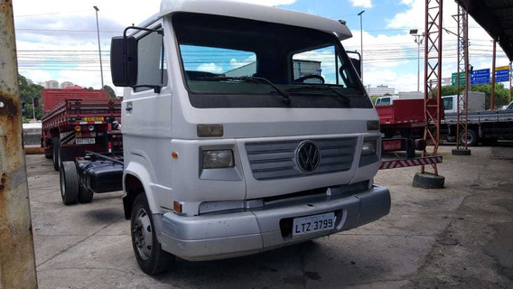 Volkswagen 8.120 Worker Ano 2011 Chassi Bx Kms