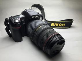 Câmera Nikon D80 + Kit Pro