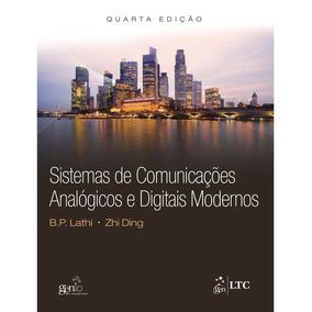 Sistemas De Comunicacoes Analogicos Digitais Modernos