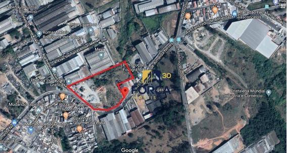 Área À Venda, 20000 M² - Núcleo Itaim - Ferraz De Vasconcelos/sp - Ar0013