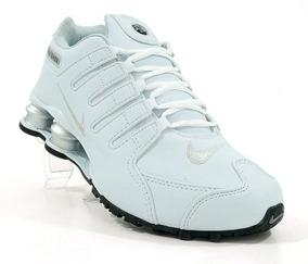 Tênis Nike Shox Nz Eu 4 Molas Original - Frete Grátis 24hs