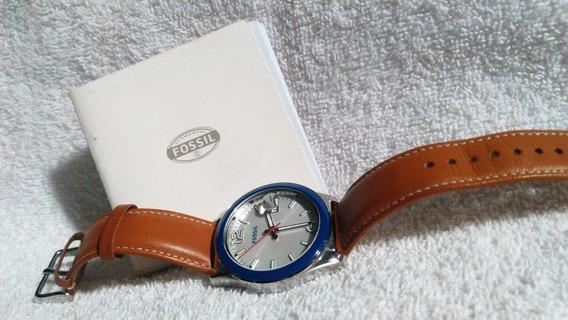 Relógio Fossil Unisex Ce1084/0bn