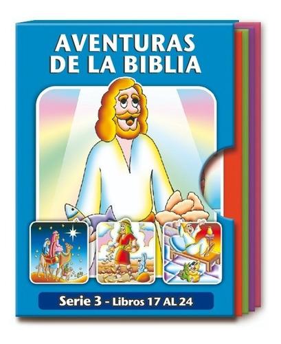 8 Libritos Cristianos Para Niños Aventuras De La Biblia 3