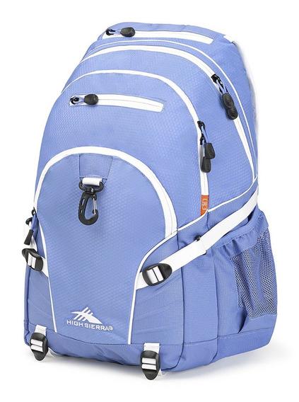 High Sierra Loop Backpack Mochila Escolar Lapis