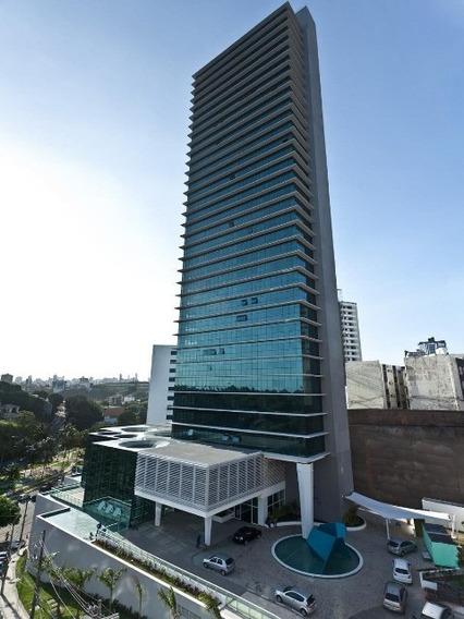 Lojas Conjuntas 525m2 Sendo 70 % De Mezanino No Vitraux - Uni148 - 4494567