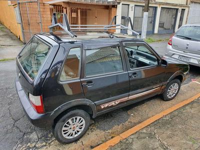 Fiat Uno 1.0 Flex 2012 (modelo Pit Bull) 04 Port. Completo