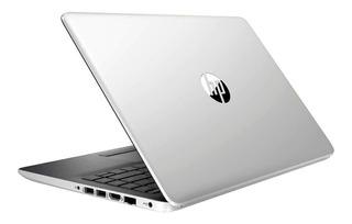 Laptop Hp 14 Core I3 8130u 4gb 128gb Ssd W10 14-df0023cl