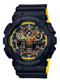 Relógio Casio - G-shock - Ga-100by-1adr