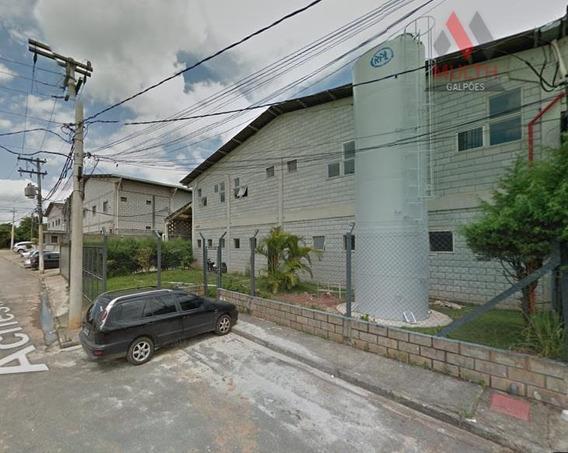 Galpão Industrial Para Locação, Jardim Da Glória, Cotia. - Ga0105