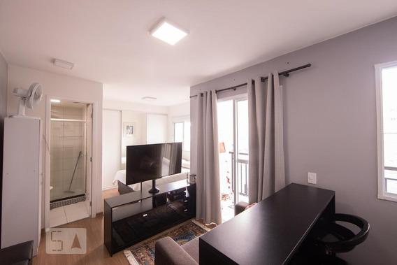 Apartamento Para Aluguel - Mooca, 1 Quarto, 28 - 893014406