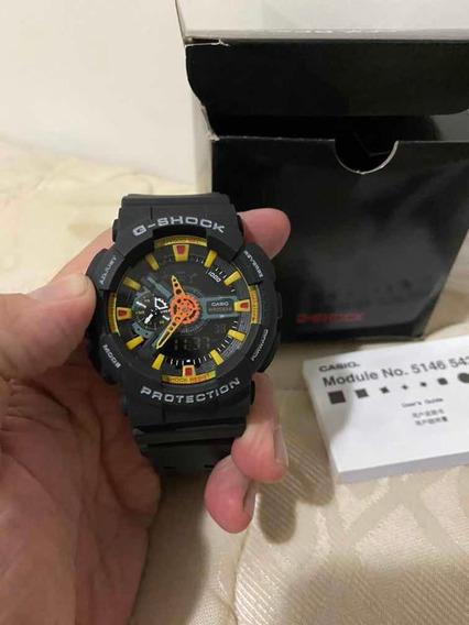 Relógio Casio Gshock Ga110ln Imperdivel