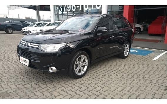 Outlander 3.0 Gt 4x4 V6 24v Gasolina 4p Automático 139000km