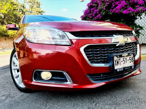 Chevrolet Malibú 2.0 Turbo 2014 At