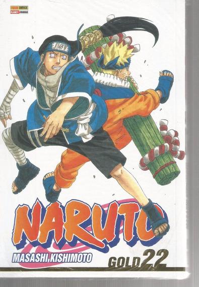 Naruto Gold 22 - Panini - Bonellihq Cx104 H19