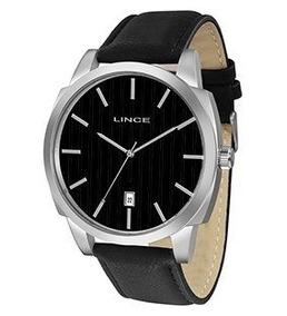 Relógio Masculino Preto Lince Mrc4461s P1px