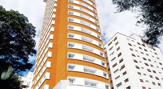 Flat Para Investimento A 1 Quadra Da Paulista, Próximo A Rua Da Consolação E Av. Rebouças - Sf28118