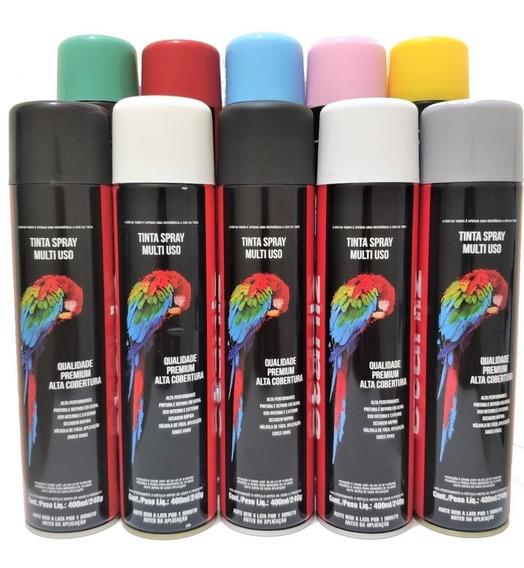 Tinta Spray Uso Geral Etaniz 400ml - 24 Unidades
