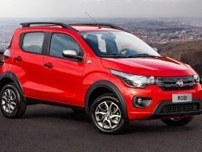 Fiat Mobi 1.0 0km 45 Mil Plan Uber Cuotas Sin Interes P-