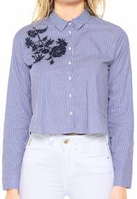 dcb1a8857 Camisa Colcci Feminina - Calçados, Roupas e Bolsas no Mercado Livre ...