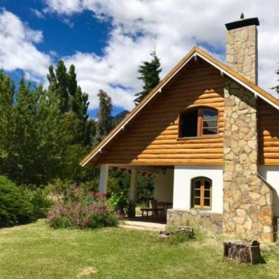 Casa Increible En Alquiler Anual Y Temporal En Quila Quina, San Martin De Los Andes.