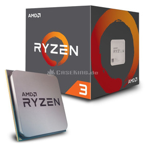 Kit Ryzen 3 1200 + Placa Mae A320 Gamer Pc