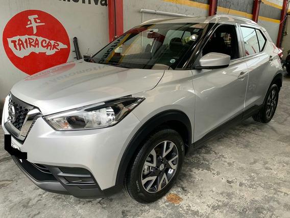 Nissan Kicks 1.6 16v S Automático 5p 2017/ 2018