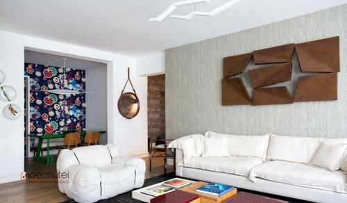 Imagem 1 de 11 de Apartamento Com 2 Dormitórios À Venda, 200 M² - Itaim Bibi - São Paulo/sp - Ap3260
