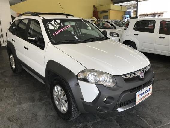 Fiat Palio Weekend Tryon 1.8 2014 - Mensais De R$ 899
