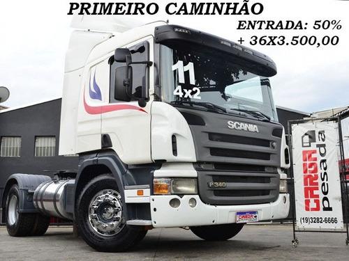 Scania P340 2011= Scania P360 Volvo Fm 370 Mb 1933 2035
