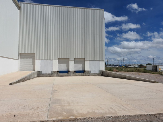 Nave En Renta Zona Industrial San Luis Potosi