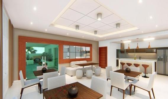 Apartamento Em Vila Atlântica, Mongaguá/sp De 73m² 2 Quartos À Venda Por R$ 358.092,00 - Ap436197