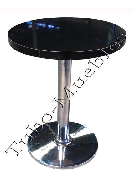 Excelente Mesa Novedad Redonda 60cm Para Bar/negocios